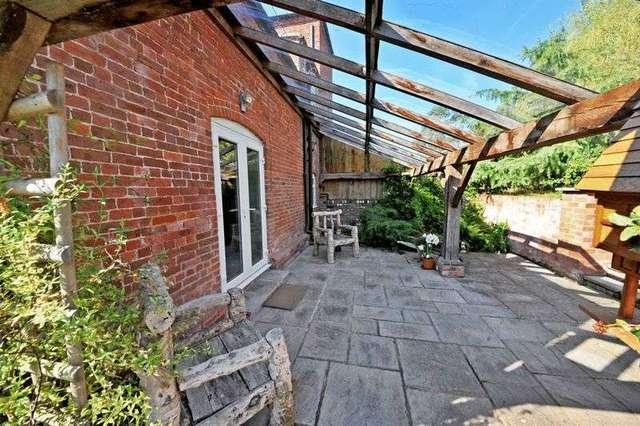 Image of 3 bedroom Semi-Detached house for sale in Hamnish Leominster HR6 at Widgeon Hill Farm Hamnish Nr Leominster, HR6 0QN