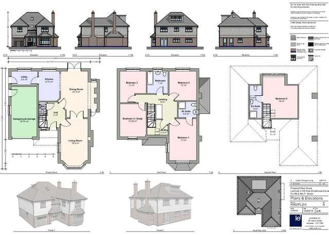 Image of 5 bedroom Detached house for sale in Hill Rise Woodhouse Eaves Loughborough LE12 at Woodhouse Eaves, LE12 8QX
