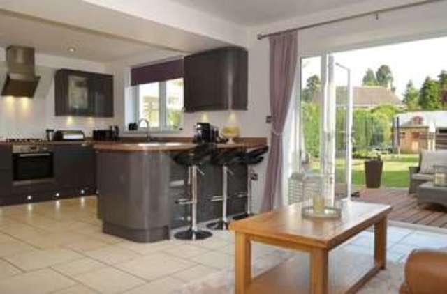 Image of 4 bedroom Detached house for sale in Overbury Road Hereford HR1 at Overbury Road  Hereford, HR1 1JE