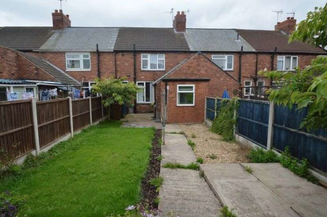 3 bedroom terraced house to rent in kitchener terrace