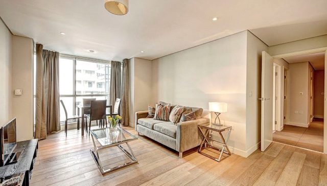 2 Bedroom Flat To Rent In Merchant Square East London W2