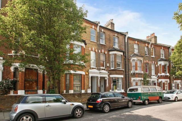 2 Bedroom Flat To Rent In Hormead Road London W9