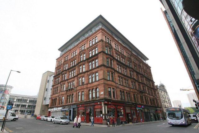 Bed Flat Glasgow City Centre For Rent