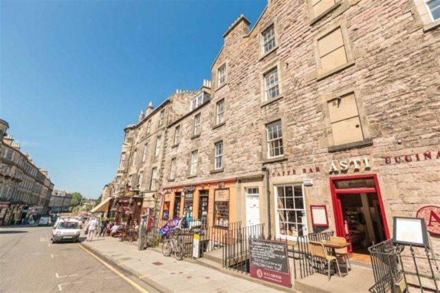 3 Bedroom Flat To Rent In Broughton Street Edinburgh Eh1