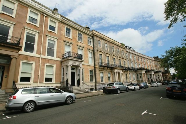 2 bedroom flat to rent in claremont terrace glasgow g3