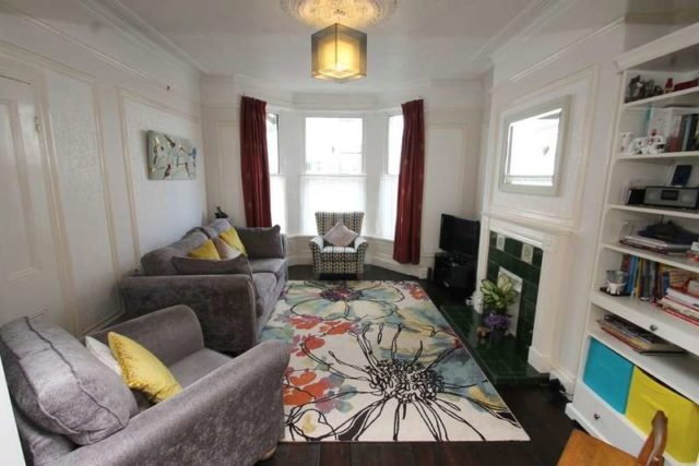 Image Of 3 Bedroom Terraced House For Sale In Home Park Avenue Plymouth PL3 At Peverell