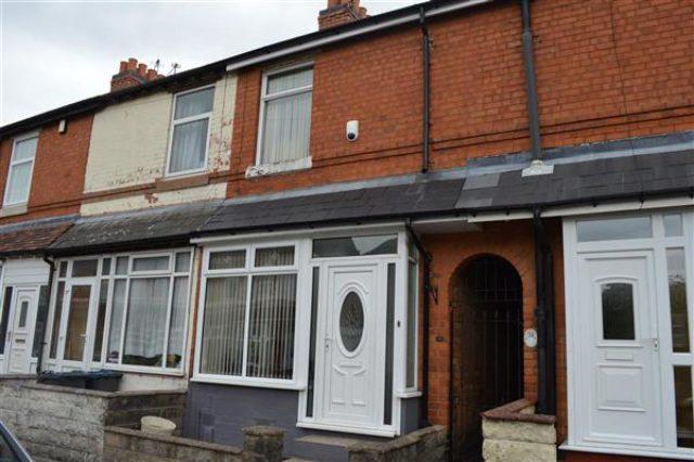 2 Bedroom Terraced House To Rent In Wroxton Road Yardley Birmingham B26