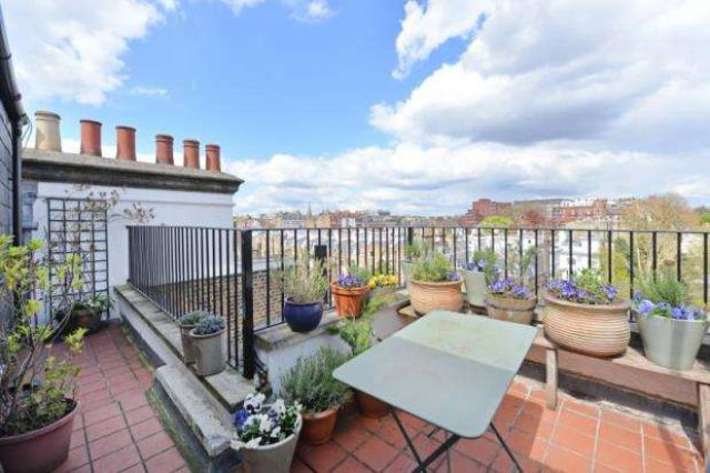 3 bedroom flat for sale in queen 39 s gate terrace london sw7 for Queens gate terrace