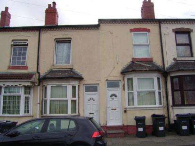 2 Bedroom Terraced House For Sale In George Arthur Road Saltley Birmingham B8