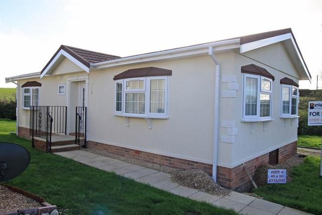 2 Bedroom Mobile Home For Sale In Institute Road Swanage Bh19