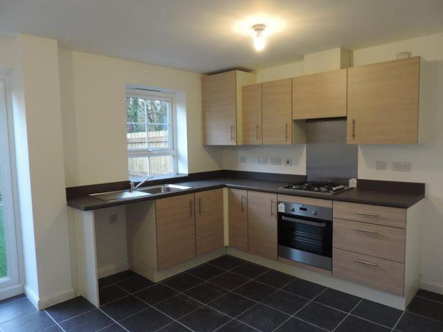 Image Of 3 Bedroom Terraced House To Rent In Drake Avenue Peterborough Pe2 At Alder Close