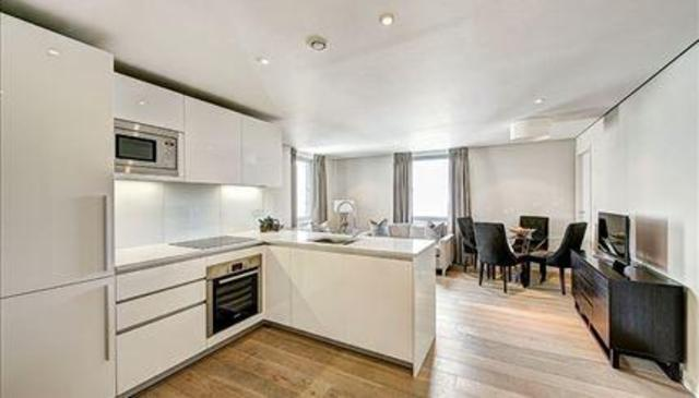 3 Bedroom Flat To Rent In Merchant Square East London W2