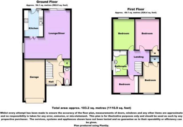 4 Bedroom Semi Detached House For Sale In Parklands Drive