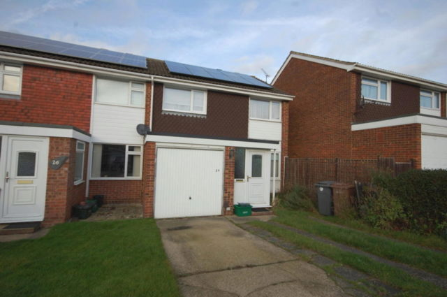 bedroom semi detached house for sale in ashurst drive springfield