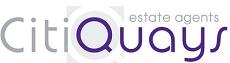 Logo of CitiQuays estate agents
