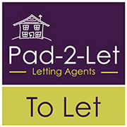 Logo of Pad-2-Let Letting Agents
