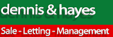 Logo of Dennis & Hayes