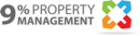 Logo of 9% Property Management