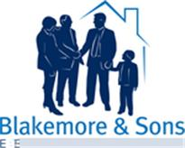 Logo of Blakemore & Sons