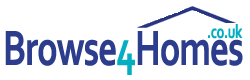 Logo of Browse4Homes.co.uk