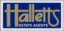Logo of Halletts- Newbury Office