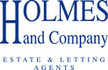 Logo of Holmes and Company
