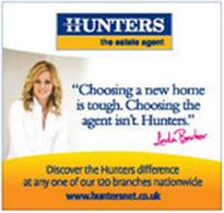 Logo of Hunters - The Estate Agent (Abbey Wood)