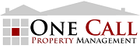 Logo of One Call Property Management