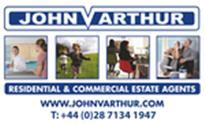 Logo of John V Arthur Estate Agents