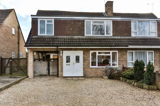 4 bedroom semi detached house for sale in stanway road for Four bed houses for sale